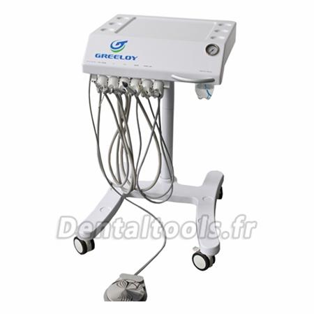 Greeloy® Porte-instrument mobile système électrique et ultrasonique GU-P302