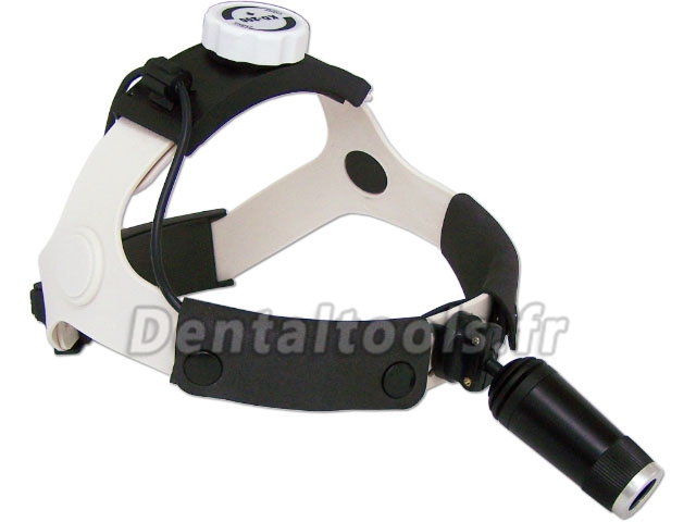 KWS® Lampe frontale dentiste/dentaire à usage O.R.L. KD-202A-5 3W