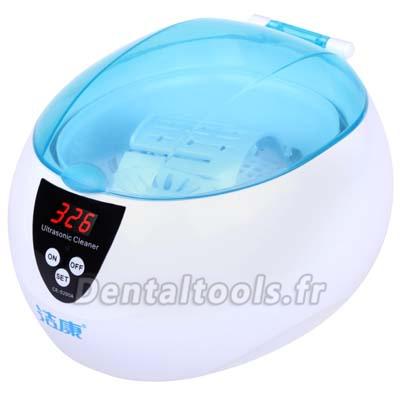 JeKen® 0.75L Nettoyeur Usage Familial ultrason dentaireique CE-5200A