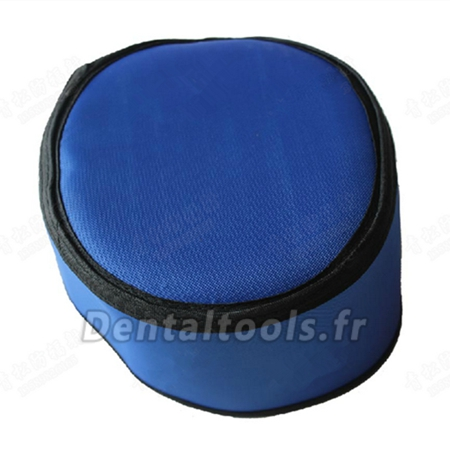 Bonnet plombé de radioprotection dentaire du crâne 0,5mmpb
