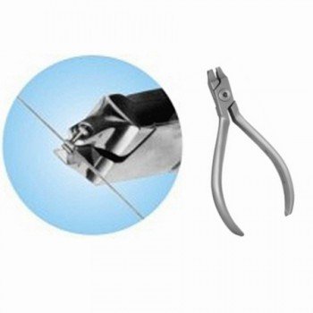Pinces orthodontiques 616-102 à bloquer crimp hook