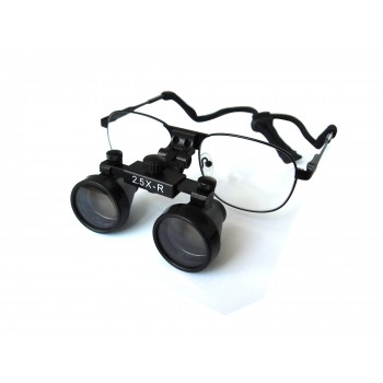 Micare® Lampe frontale dentaire avec Loupes 2.5 X JD2000