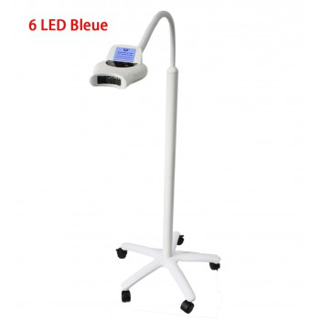 Machine blanchiment dentaire professionnel avec 6 LED bleue YLS-008-1