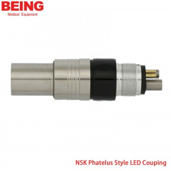 BEING 302PBQ-N LED Raccord rapide 6 trous NSK Phatelus Compatible