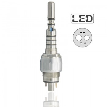 Being® LED Raccord rapide 302PBQ compatible avec KAVO