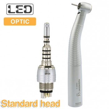 YUSENDENT® CX207-GK-PQ Dental Handpiece With KAVO Roto Quick Coupler