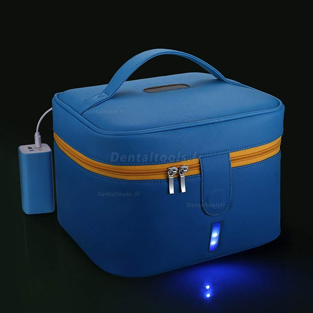Sac de désinfection UV portable Sac de désinfection USB LED UVC