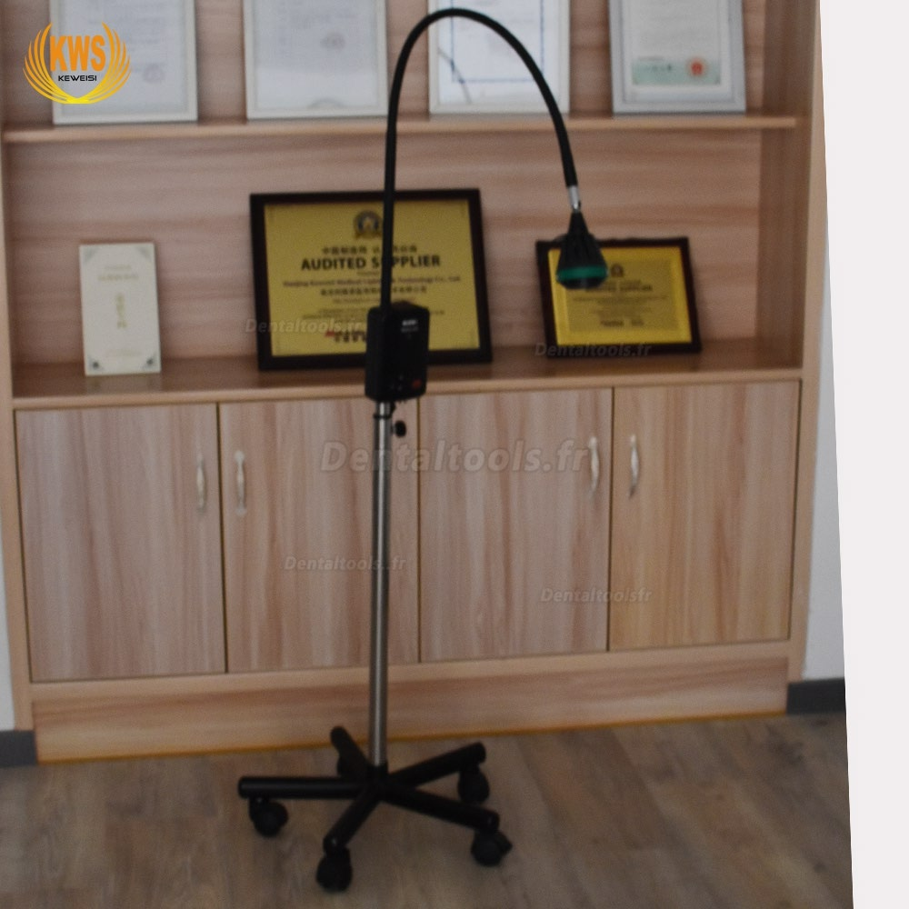 KWS KD-2035W-1 35W halogen Floor prop medical examination lamp